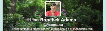 El caso de Lisa Adams: Tener cáncer y no poderdecirlo