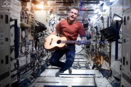 2014: Space Oddity
