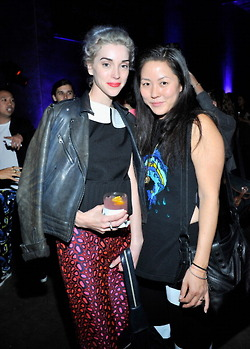 Kenzo Kalifornia Launch Dinner And Party