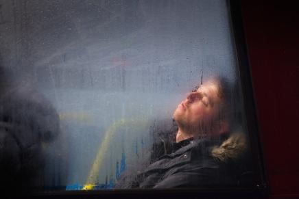 """Nick Turpin y su serie de fotos """"Through a GlassDarkly"""""""