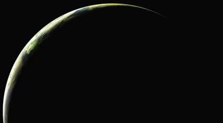 Hipnotizante time-lapse de la Tierra en 4K a más de 40.000 kilómetros dedistancia