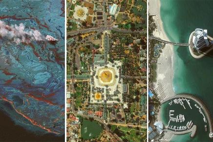 Imágenes aéreas: el próximo fondo de pantalla de tucelular