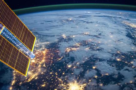 Un nuevo timelapse de la tierra en 4K desde la Estación EspacialInternacional