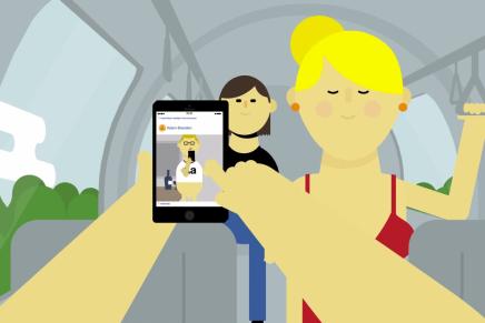 Mr Selfie: nuestra enfermiza adicción a lossmartphones