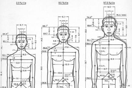 La medida del hombre; los factores humanos en eldiseño