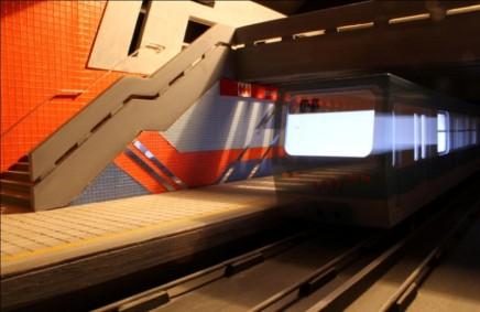 """""""Estación Utopía"""" las estaciones del Metro de Santiago que hubiera construido SalvadorAllende"""