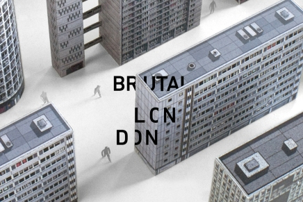 Brutal London –Zupagrafika