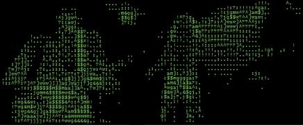 Classic Rock ASCII: los videos de YoshiSodeoka