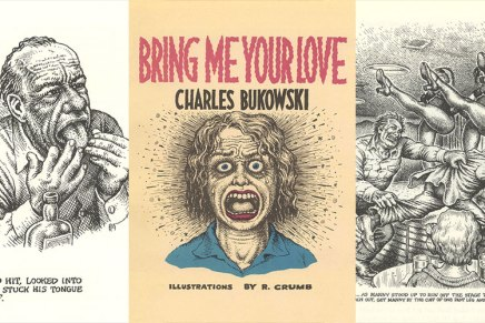 Cuando R. Crumb ilustró a CharlesBukowski