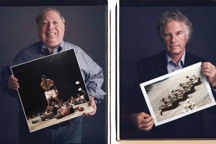 Estos son los fotógrafos detrás de las imágenes más icónicas delmundo
