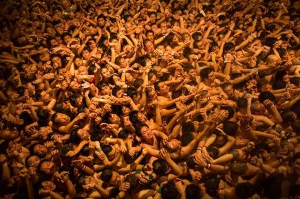 El Festival del hombre desnudo deOkayama
