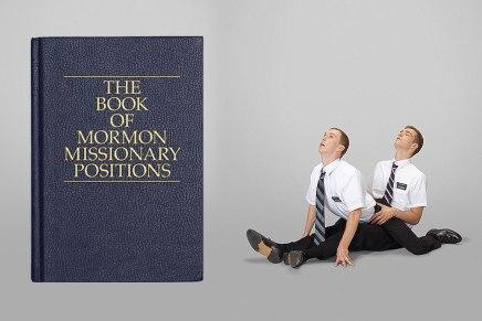 El libro de posiciones del misioneromormón