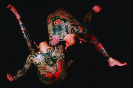 Ukiyo-e y la tradición del tatuajejaponés