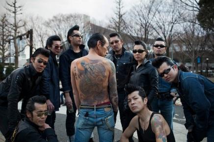 La cultura rockabilly de las calles deTokio