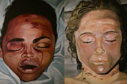 Blink: retratos de mujeres fallecidas sinidentificar