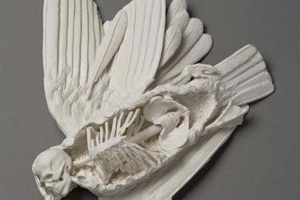 Las esculturas antropomórficas de KateMacDowell
