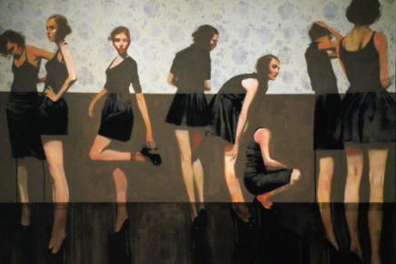 La pintura de MichaelCarson