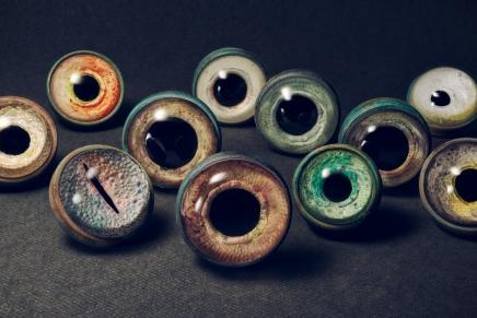 La colección de ojos de StefanoPrina