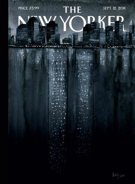 The New Yorker/ Portadas9/11