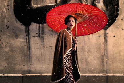 Wing Shya/ Fotografías del set de las películas de Wong KarWai