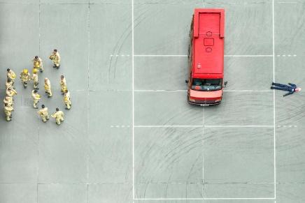 Chan Dick/ Chai Wan Fire Station/Photobook