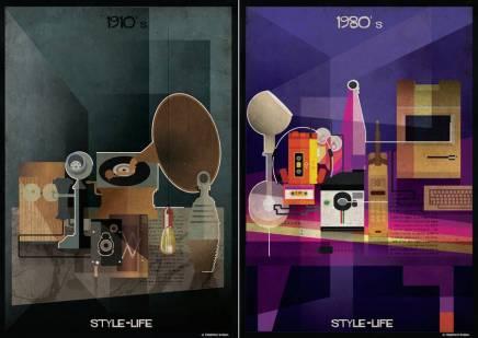 Style-Life/ Federico Babina/ La evolución de nuestrosgadgets