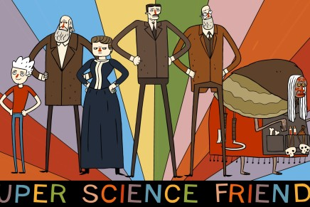 Super Science Friends!/ Tinman Creative Studios/ Animación