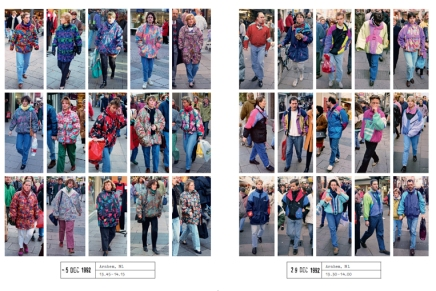People of the Twenty-First Century/Hans Eijkelboom/Fotografía